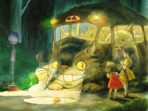 Tonari no Totoro, meglio conosciuto come Il mio vicino Totoro in Italia.