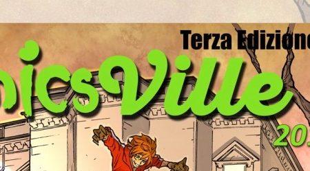 Comicsville 2015