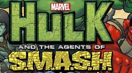Hulk e gli agenti SMASH