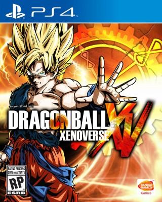 Copertina del gioco per Playstation 4