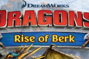 DreamWorks Dragons Rise of Berk