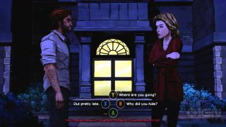 Esempio di Gameplay di The Wolf Among Us