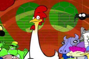 Gino il pollo – Perso nella rete