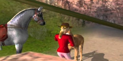 Barbie Horse Adventures – Wild Horse Rescue